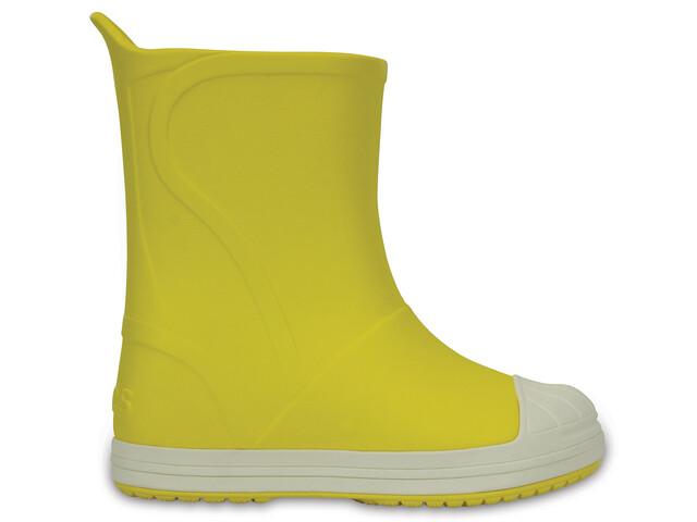 Crocs Bump It - Bottes en caoutchouc Enfant - jaune